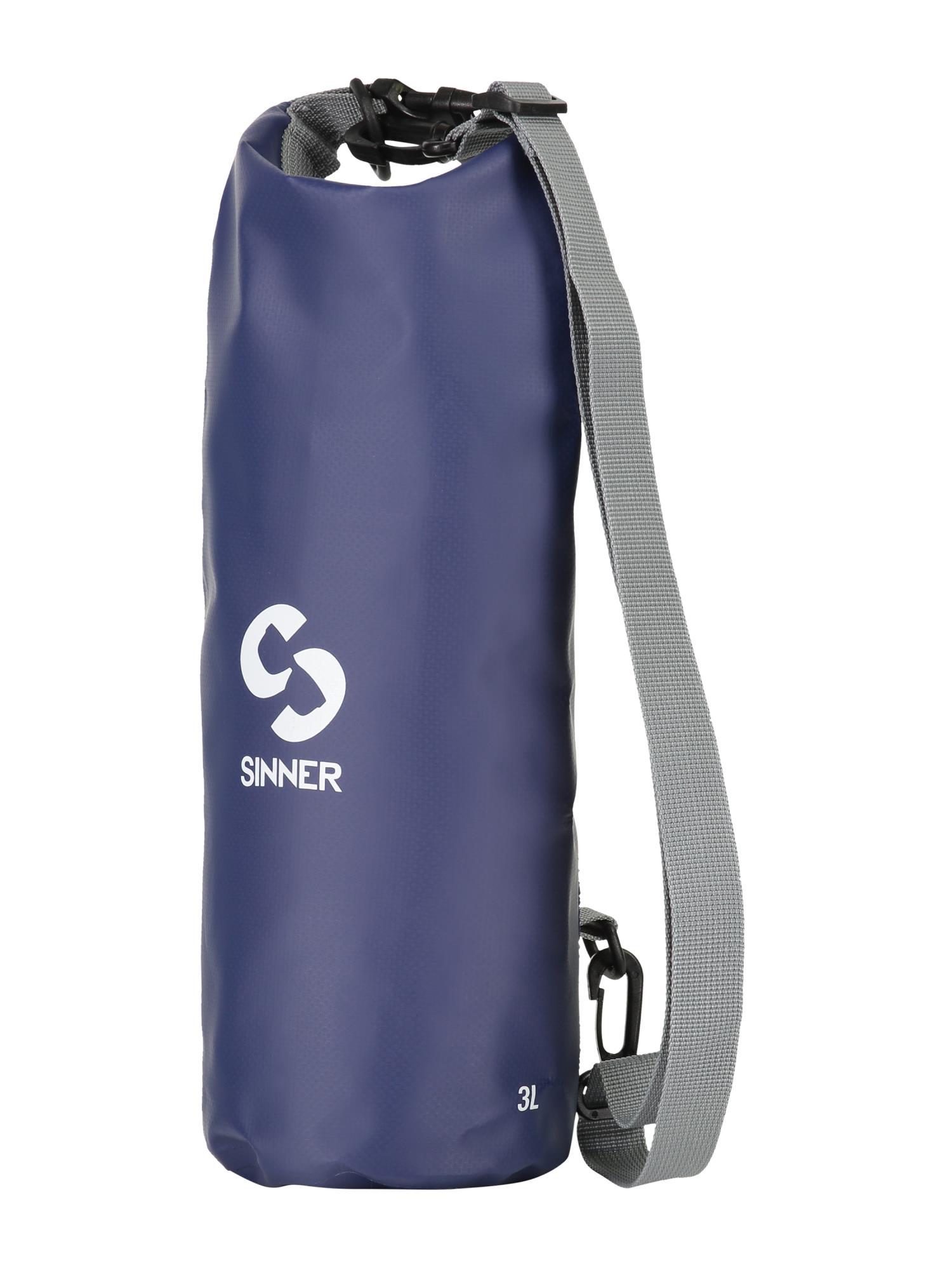 Sinner Tabor 3l Waterdichte Opbergzak - Blauw