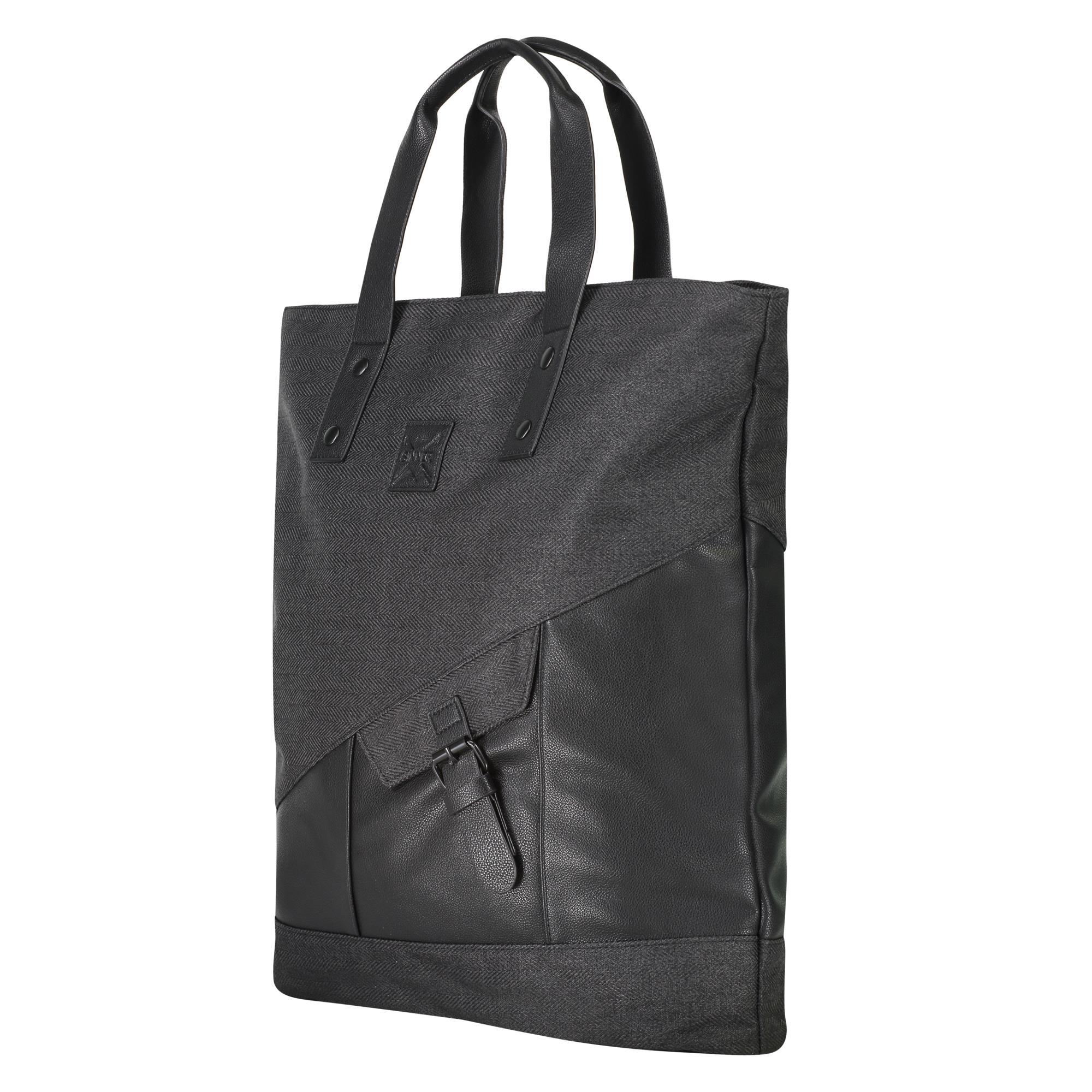 Sinner Sutton Shopper - Zwart