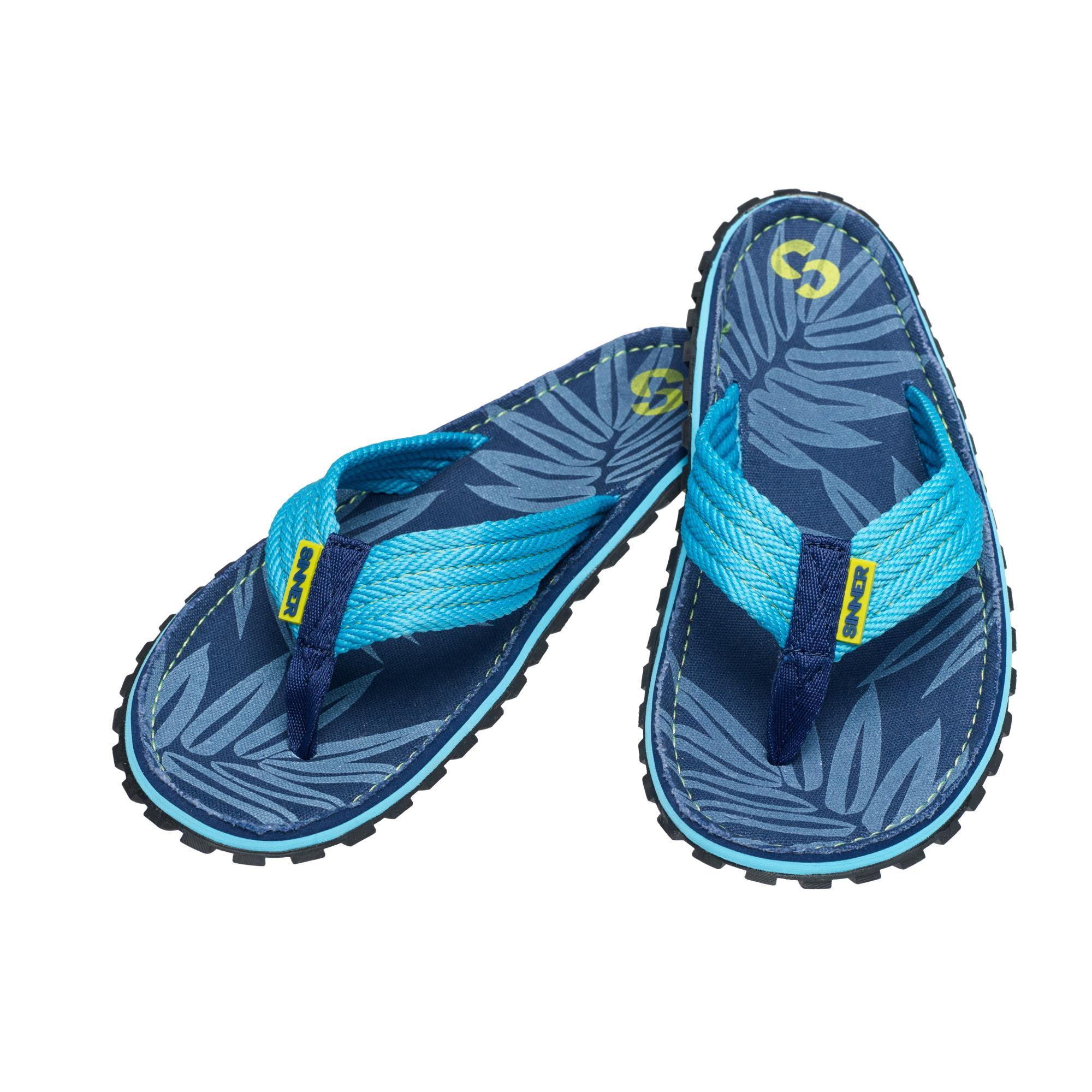 Sinner Beach Slaps Iiii Slippers - Donkerblauw - 43
