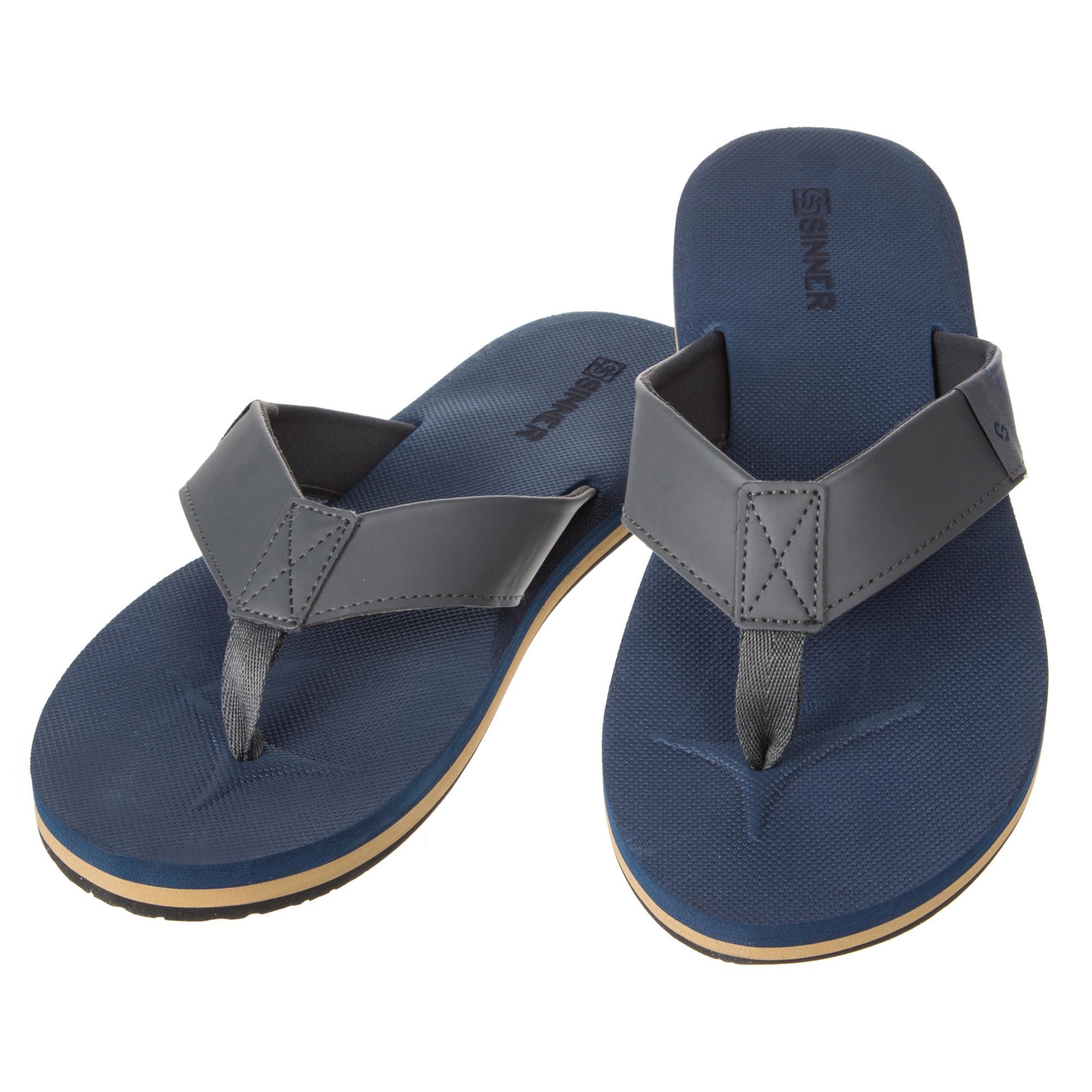 Sinner Timor Slippers - Donkerblauw - 45