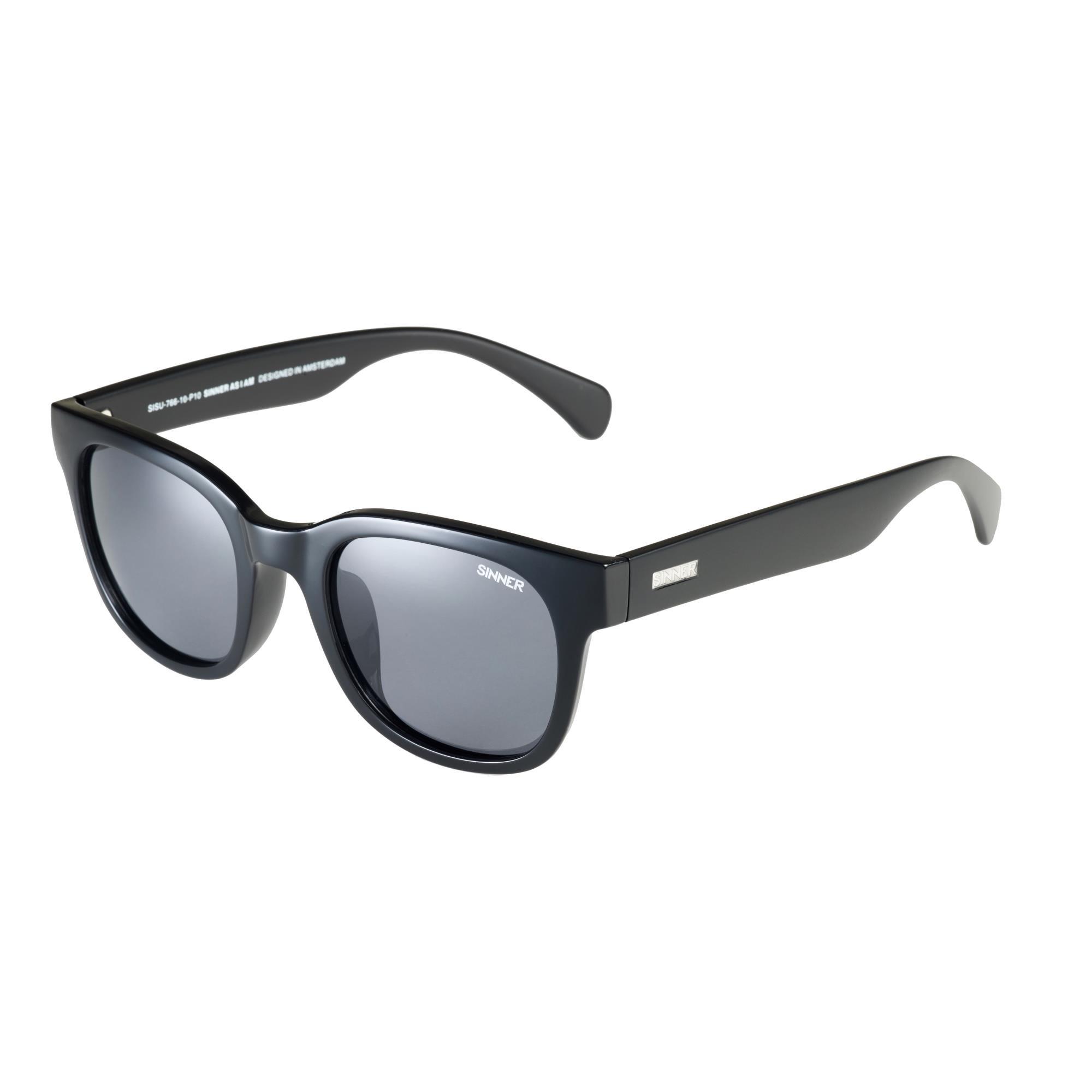 Sinner Bromley Cx Eco-vriendelijke Zonnebril - Zwart