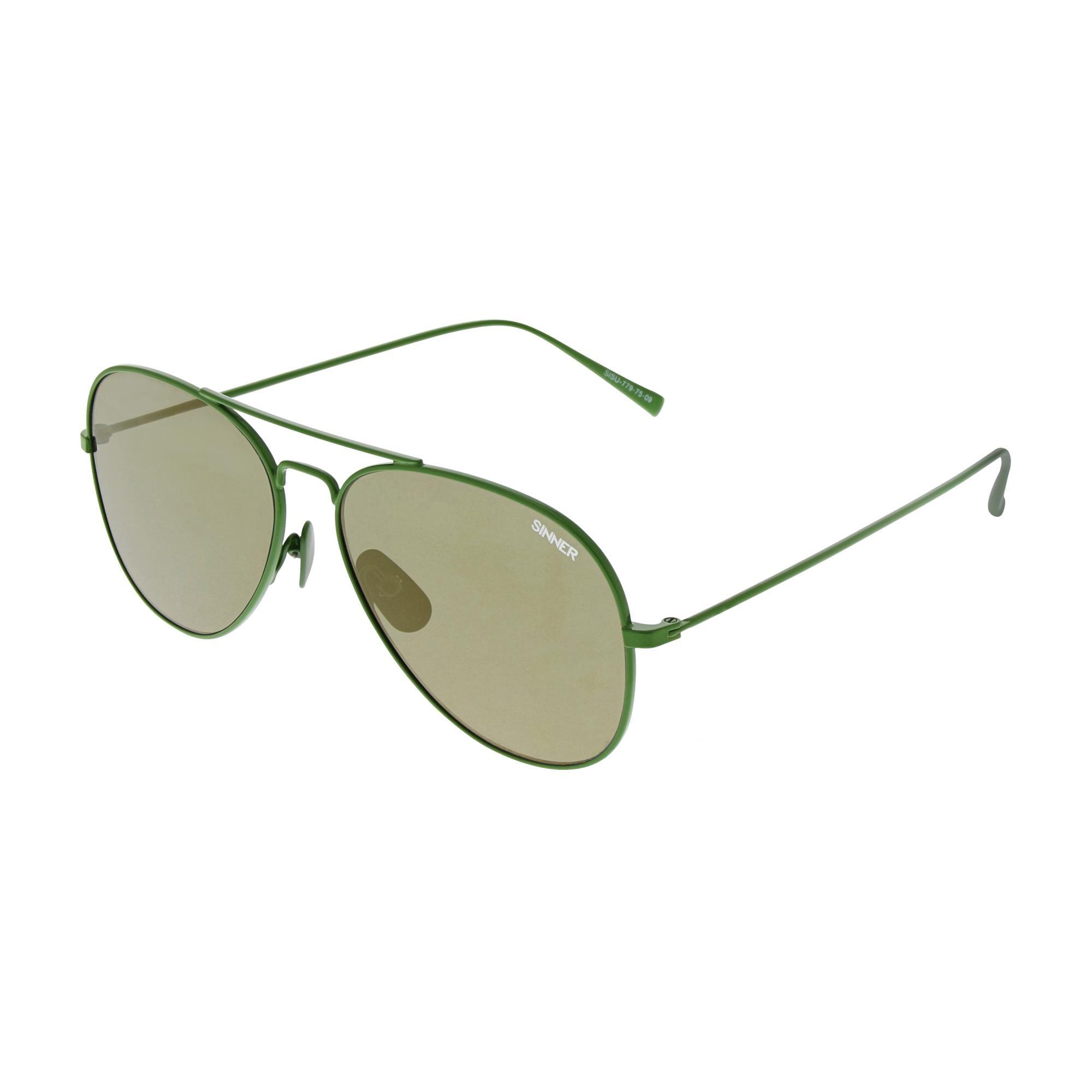 Sinner Skyloft Zonnebril - Groen