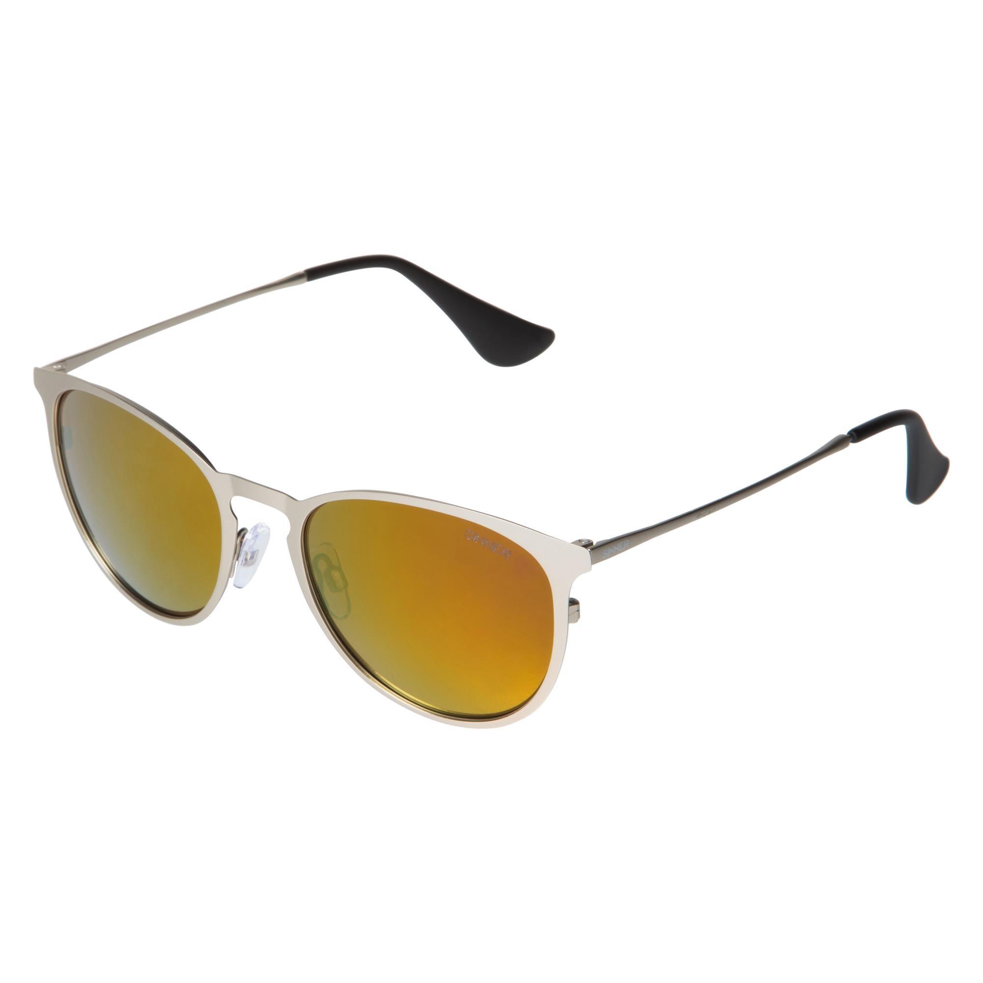 Sinner Glen Sintec® Zonnebril - Zilverkleurig